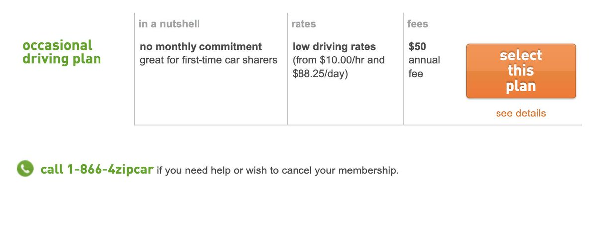Cancel Zipcar Membership >> Gordon Meyer On Twitter Want To Beat Zipcar Anticonsumer