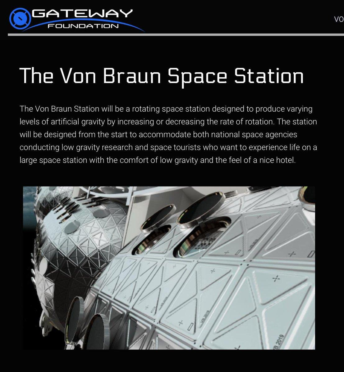 Von braun station