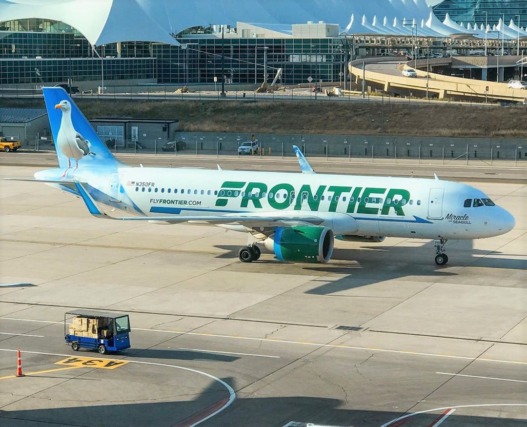 frontier airlines on twitter happy fly day it s a miracle it s the holiday weekend am i right where are you traveling for the long weekend cirnospotting miracletheseagull flyfrontier herewithfrontier frontierairlines laborday https frontier airlines on twitter happy