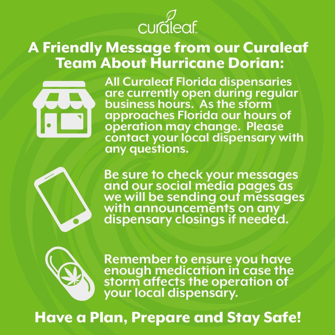 Curaleaf Florida - @curaleaffl Twitter Profile and