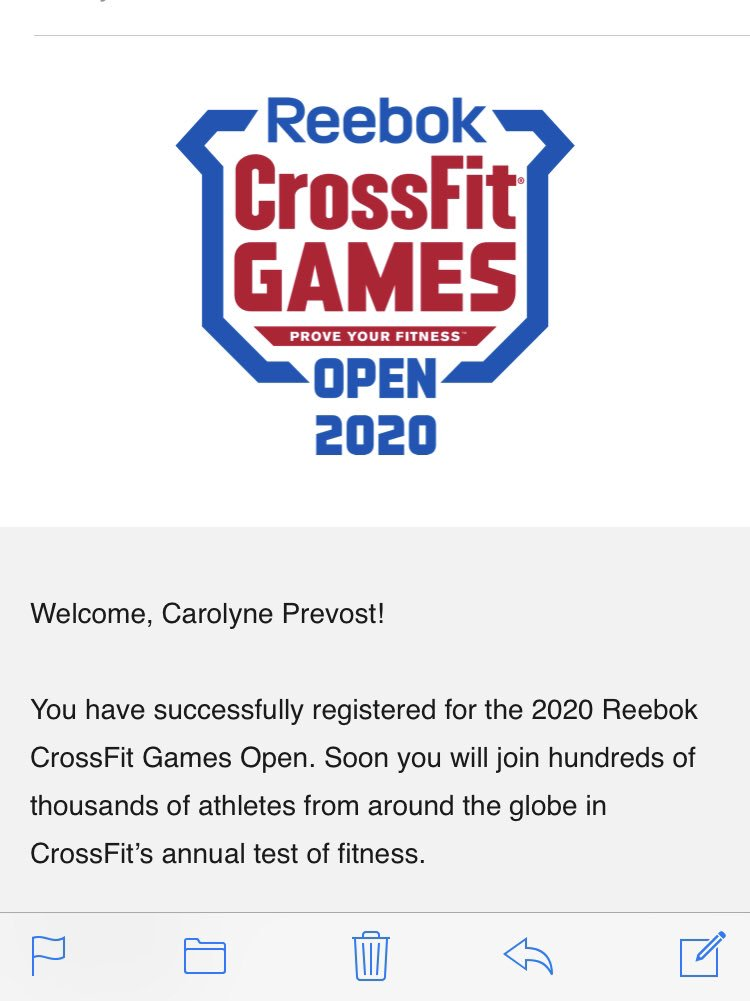 Crossfit Games 2020 Schedule.The Crossfit Games On Twitter We Re Glad You Re Back Again