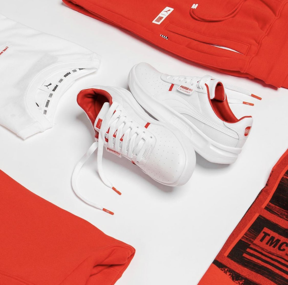 The #PUMAxTMC capsule will be available EXCLUSIVELY ONLY at Shoe Palace. <br>http://pic.twitter.com/BN7QfKBRNU