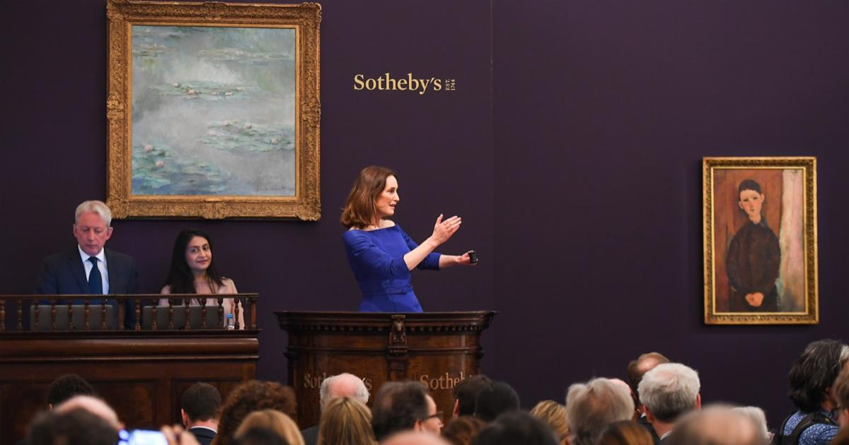 sothebys christies auction house scandal - 1200×630