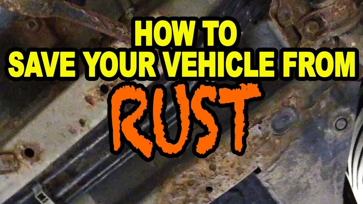How To Save Your Vehicle From Rust!  Link:  http:// tinyurl.com/yym247lc      ##ETCGVideo #automotiveeducation #bestrustprotection #bestrustprotectionforyourvehicle #Ericthecarguy #EricTheCarGuy #ETCG #HondaElement #howtoautorepair #howtogetridofrust<br>http://pic.twitter.com/U66yrmRIV5