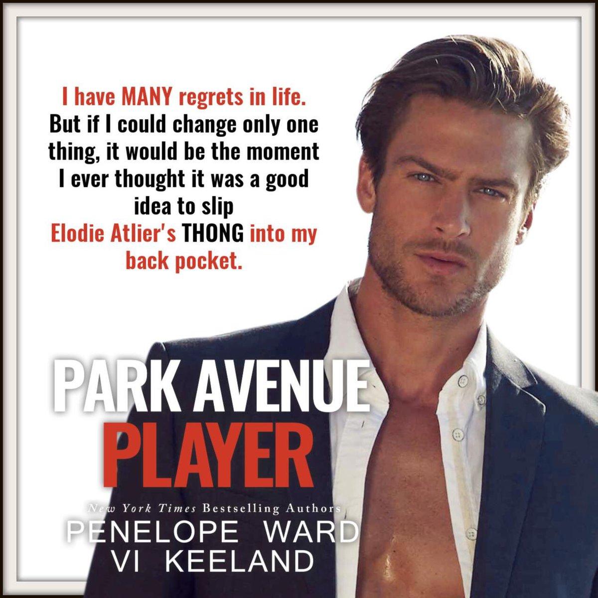 Image result for park avenue player vi keeland