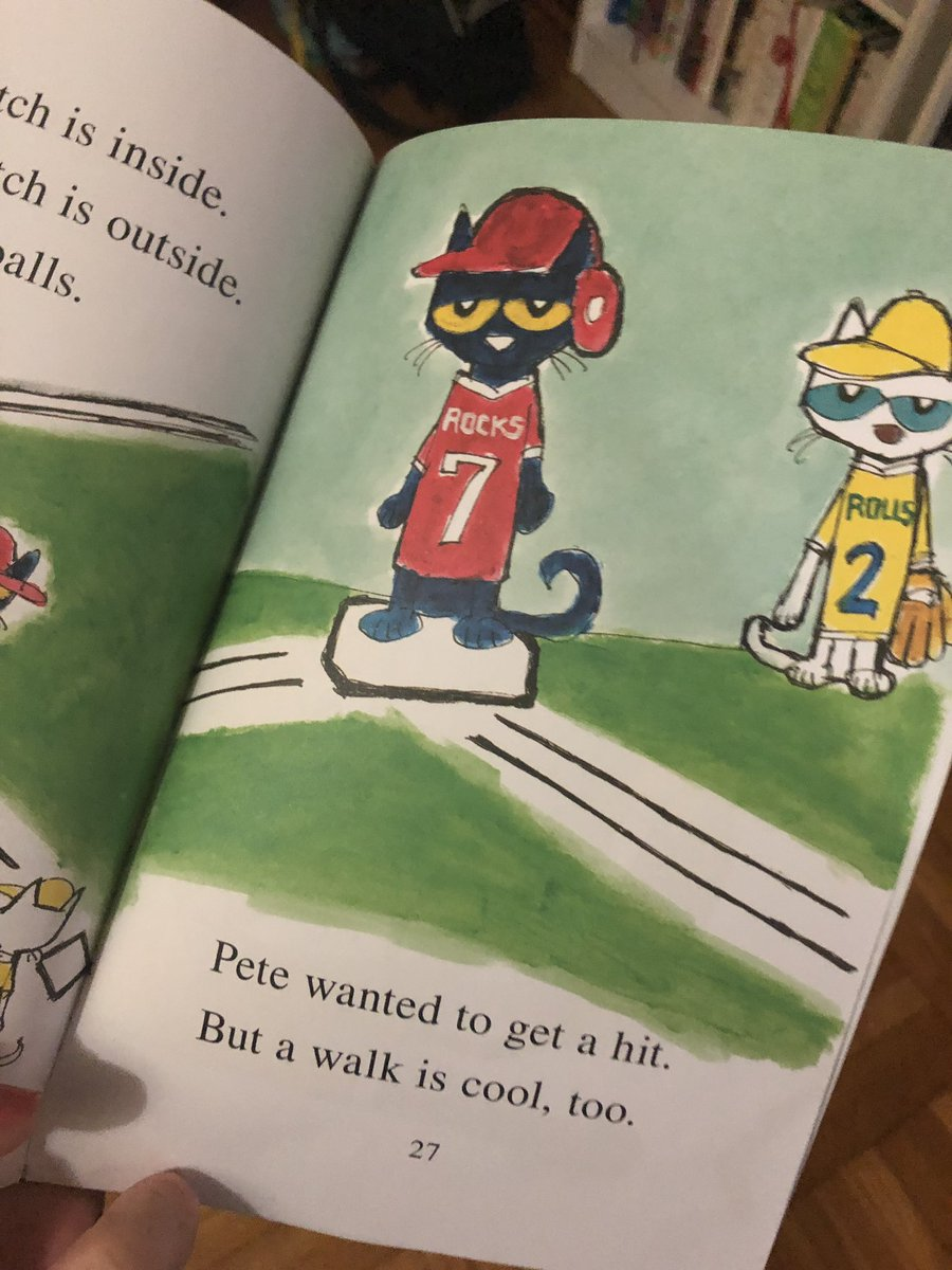 The Moneyball era has made it to kid lit.