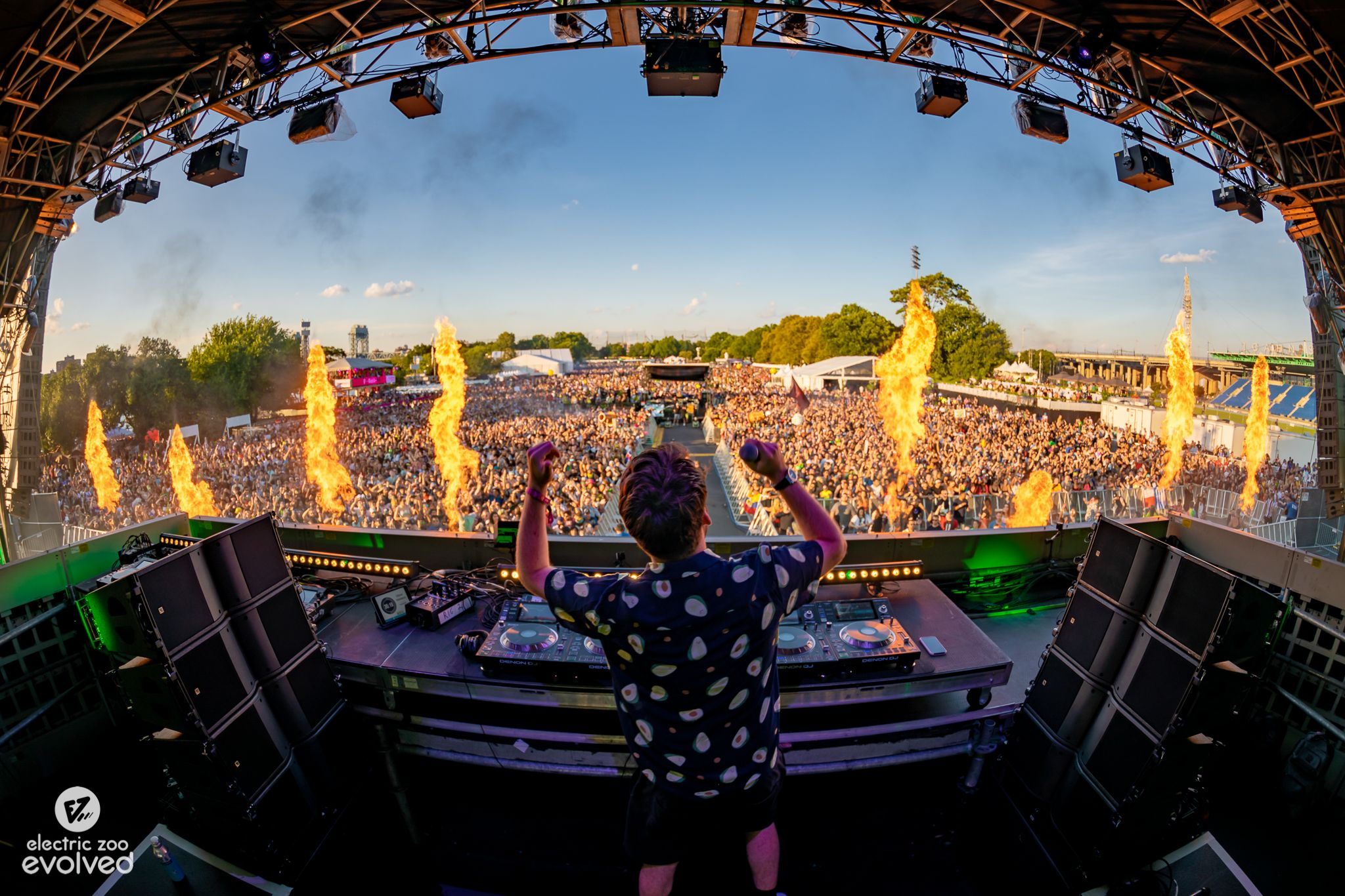 Electric Zoo 2019 photo - Friday - Oliver Heldens