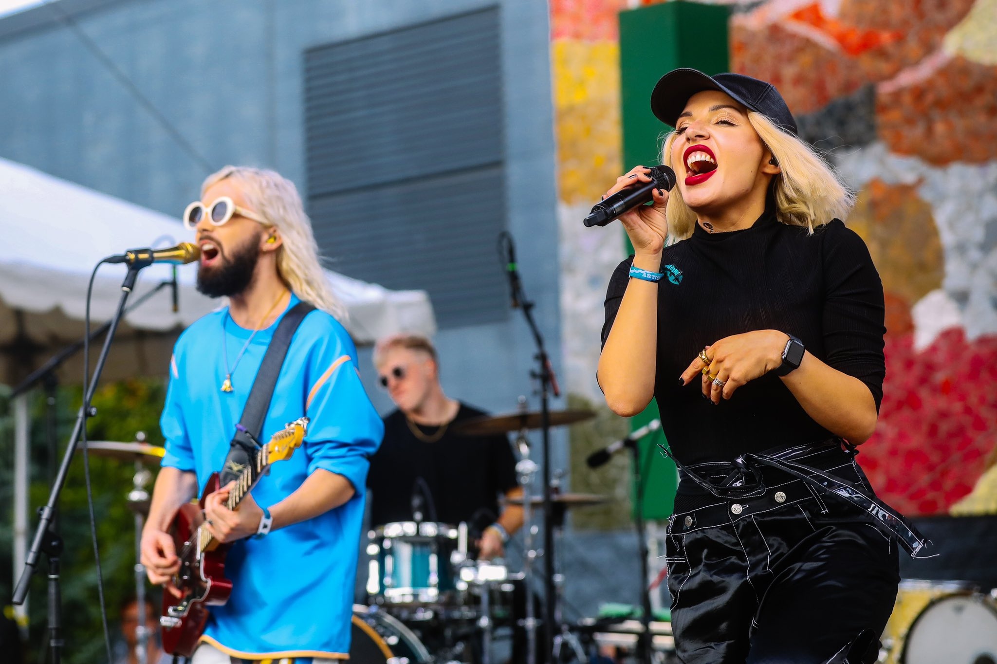 Bumbershoot 2019 photo - Friday