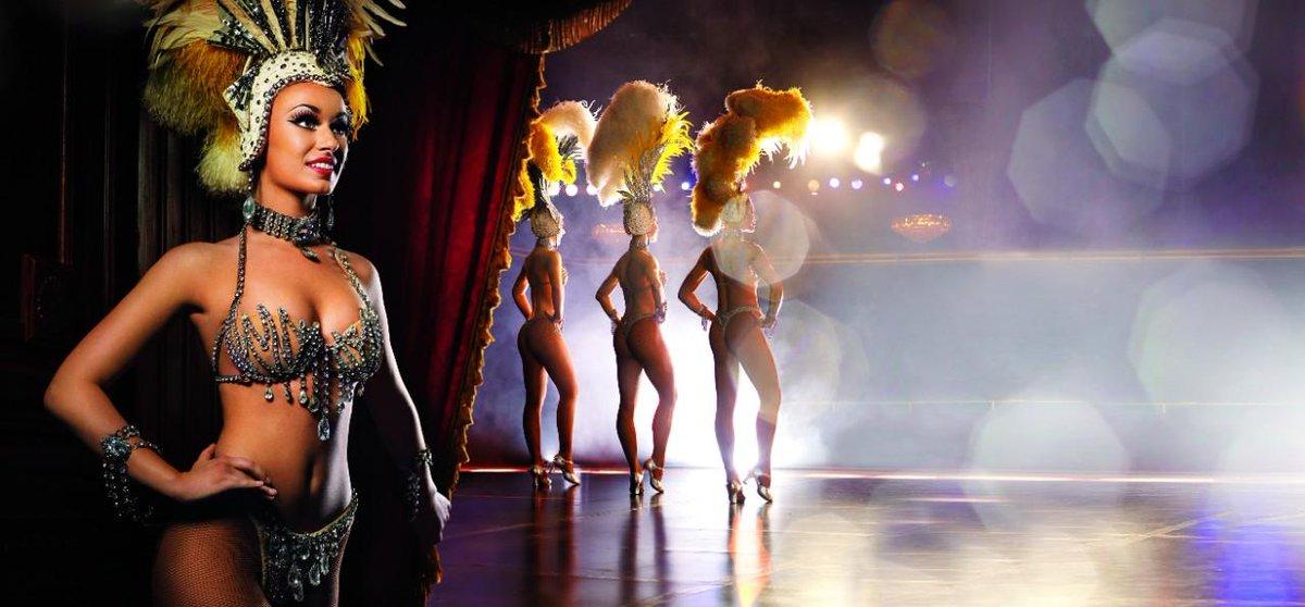 Las vegas showgirls nude