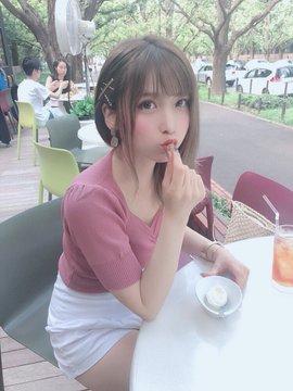 コスプレイヤー紗愛のTwitter自撮りエロ画像13