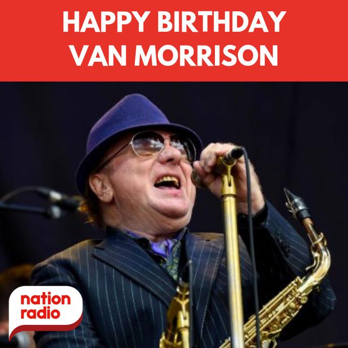 Happy Birthday Van The Man, he\s 74 today!  What\s your favourite Van Morrison track?