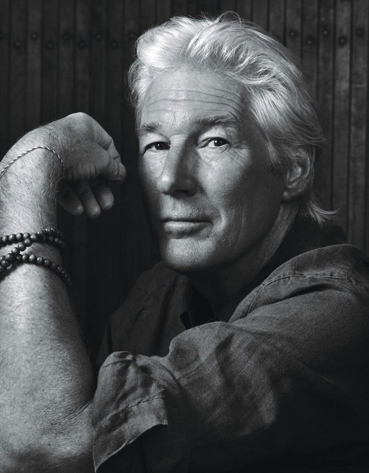 Happy 70th birthday to Richard Gere