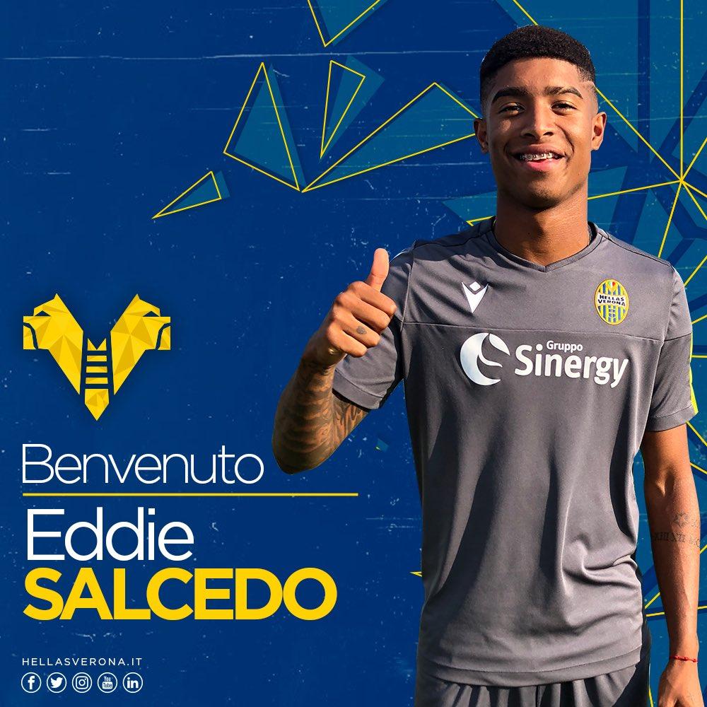 Eddie Salcedo