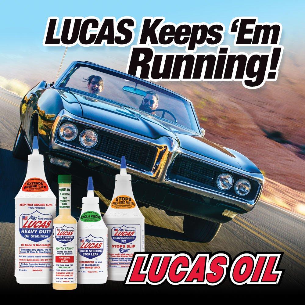 Lucas Oil Products (@Lucas_Oil) | Twitter