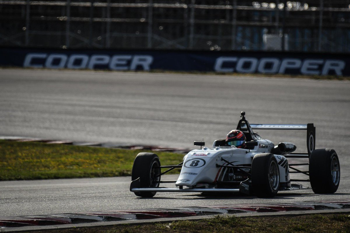 GPSTPETE: In-car camera video, Victor Franzoni | Road To Indy TV