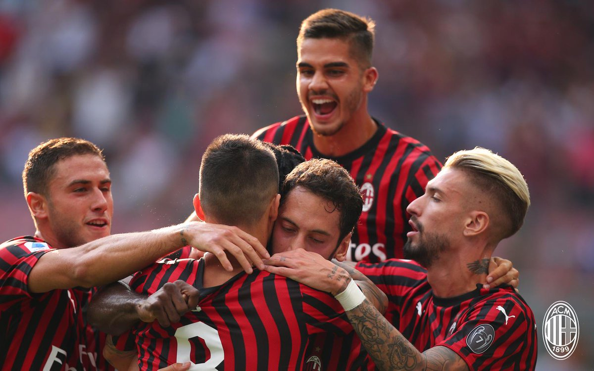 Video: AC Milan vs Brescia Highlights
