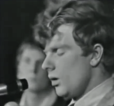 """Celebrating Van Morrison\s birthday with Them\s performance of \""""Mystic Eyes\"""" from 1965"""