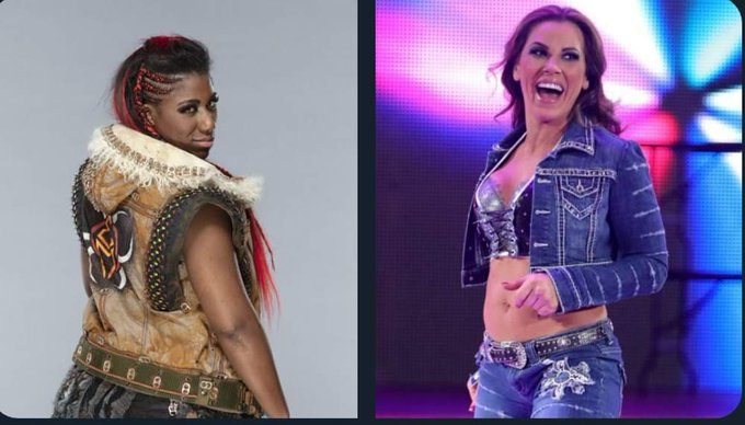 Happy 31st Birthday to Ember Moon  Happy 40th Birthday to Mickie James