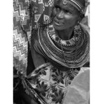Image for the Tweet beginning: Maasai Woman, Kenya on this