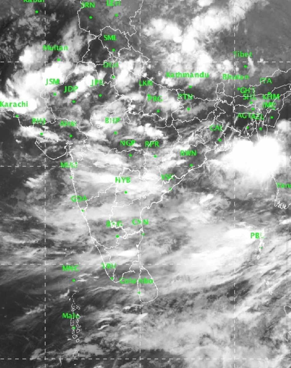 Ani On Twitter India Meteorological Department Mumbai In Line