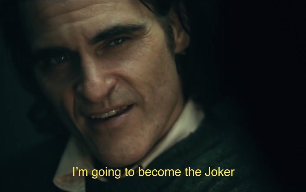 Image result for i am going to become the joker