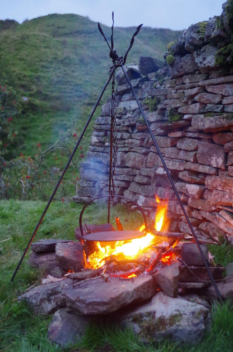 campfire traola Twitterren