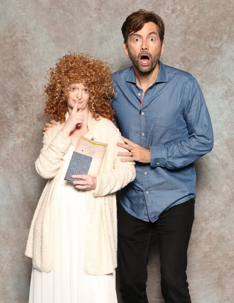 David Tennant at Dragon Con fan convention in Atlanta, GA - Saturday 31st August 2019