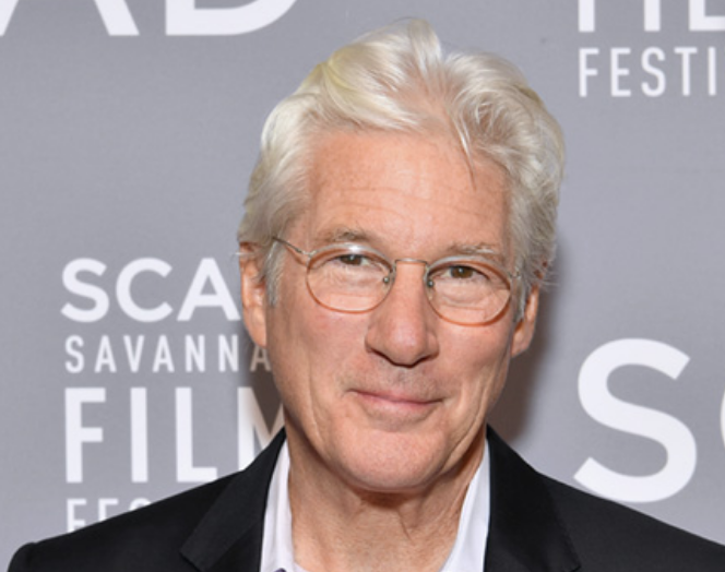 A special Happy 70th Birthday to actor Richard Gere, born August 31, 1949