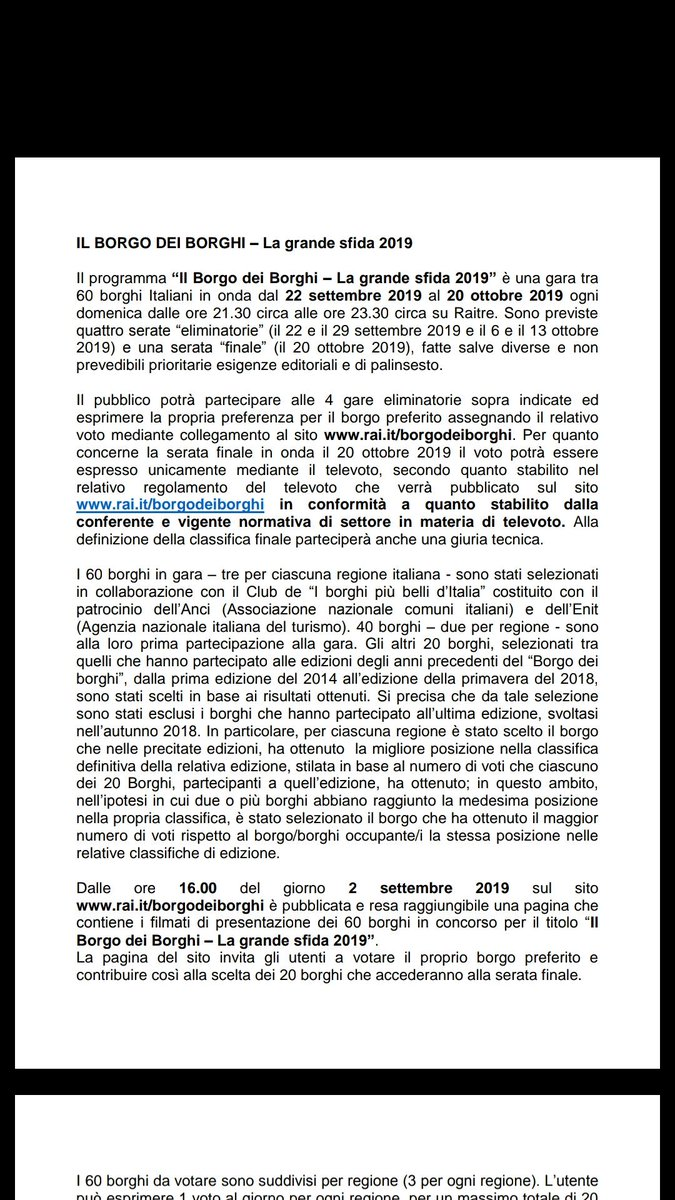 #Rotondella @RaiTre @RaiPlay https://t.co/Qwz9NGfD...