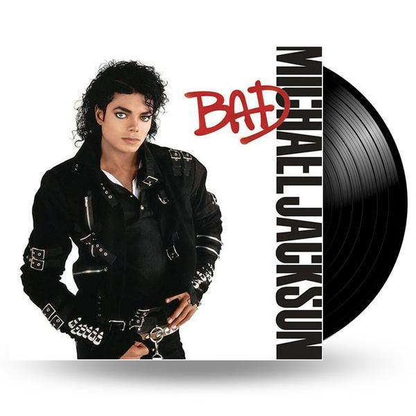 Happy birthday to thé album Bad of Michael Jackson 32years i  this album