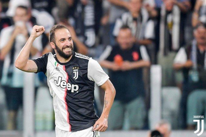 #LigaItaliana | Higuaín anotó para Juventus, que venció a Nápoli y es líder