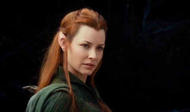 Happy birthday, Evangeline Lilly. What do you think of Evangeline?