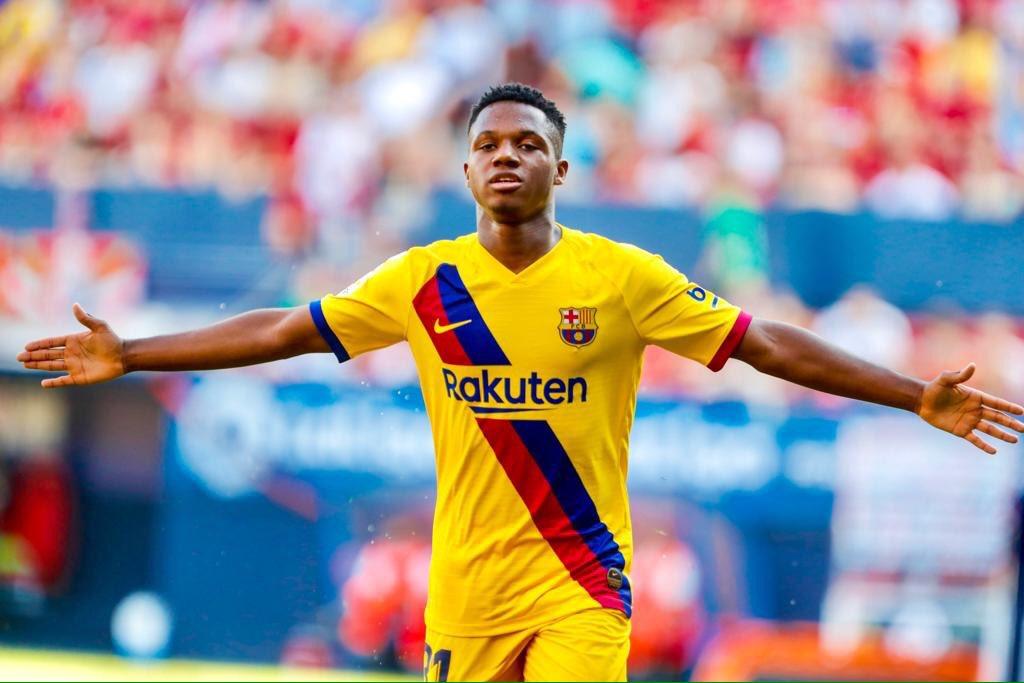 Video: Osasuna vs Barcelona Highlights