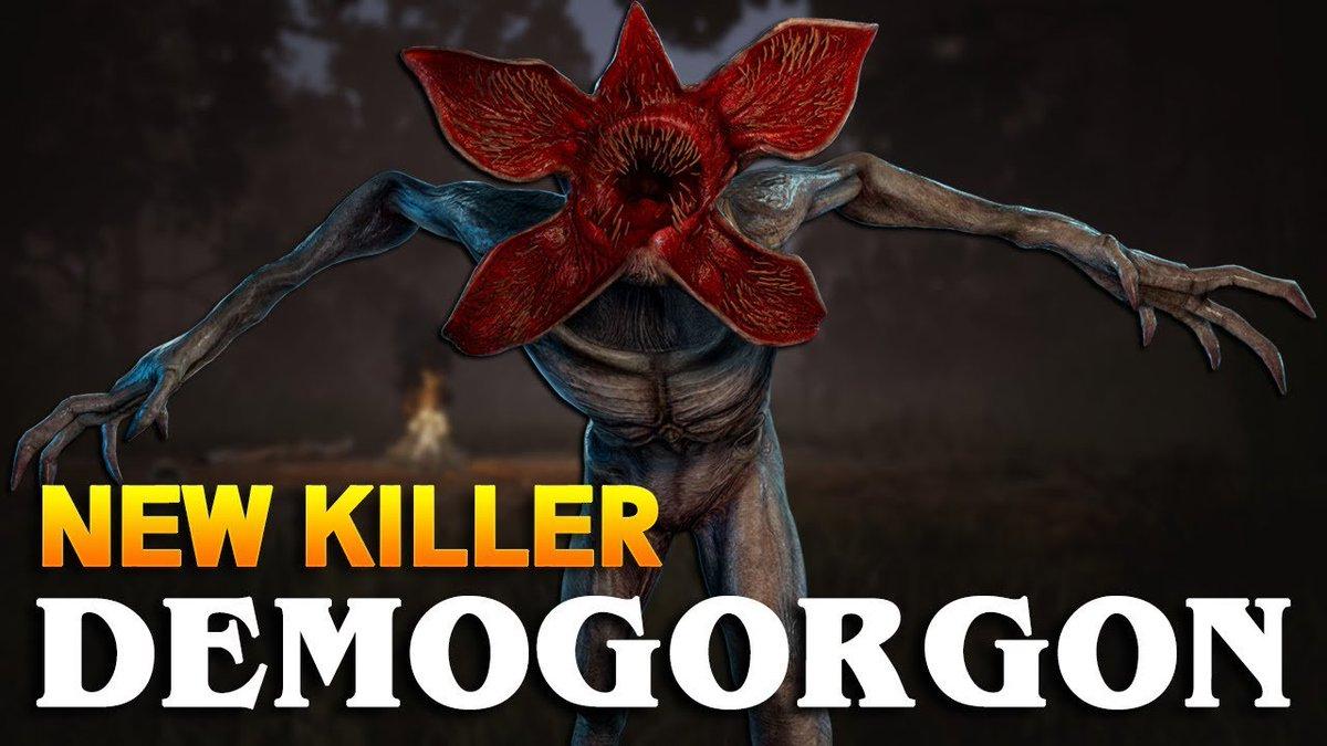 NEW KILLER AND PERKS! DEMOGORGON - Dead by Daylight  Link:  #DBD #DeadByDaylight #demogorgon #gameplay #horror #HowToGetRankOne #Monto #nancywheeler #newchapter #newcosmetics #NewKiller #newmap #newoutfits #newperks #NewSkins #NewSurvivor #No0b3