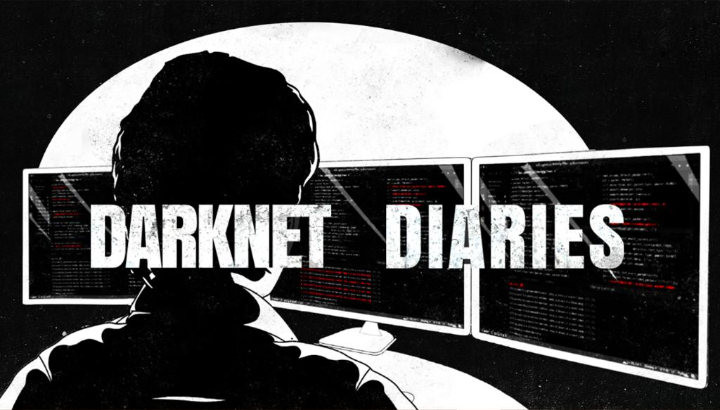 Explore the dark side of the internet with @DarknetDiaries & @JackRhysider. apple.co/DarknetDiaries