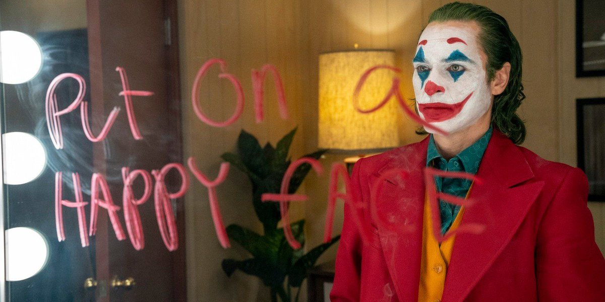 ScreenRant's Rob Keyes reaction on Joker