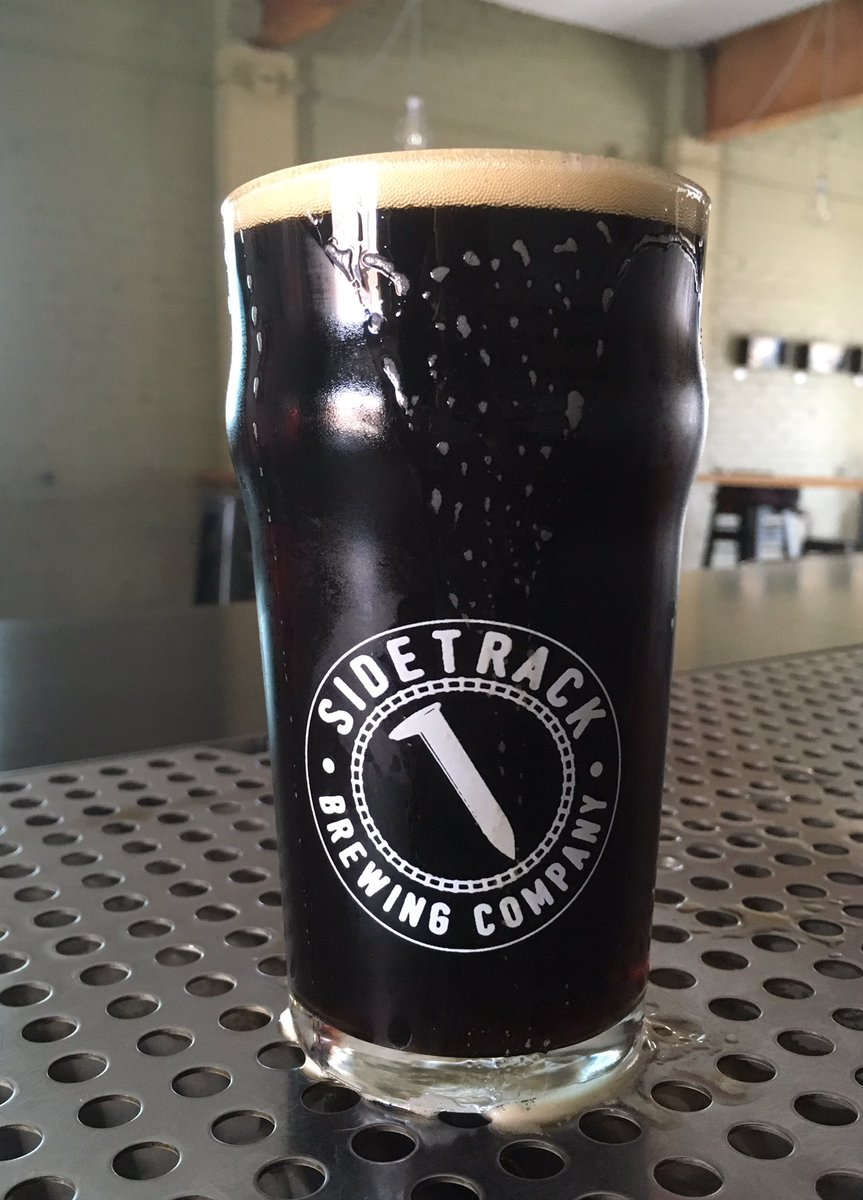 Dark Engine Stout  As summer comes to an end, we brought back our oatmeal stout. Have a safe and fun 3 day weekend. https://t.co/3nSudTKiqg
