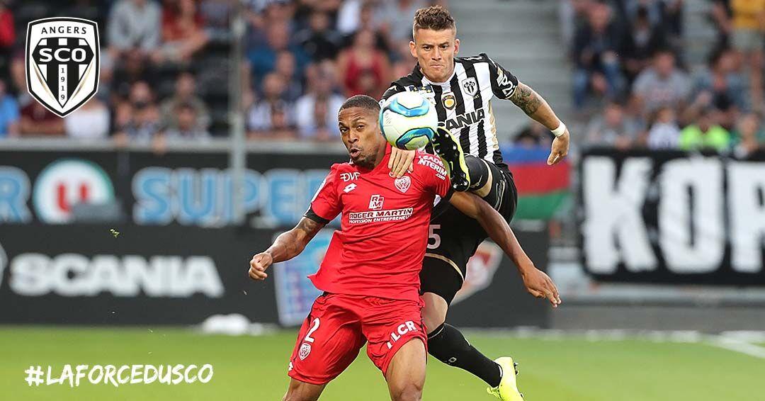 Angers SCO Ligue 1 Pierrick Capelle photo Ouest MEDIAS