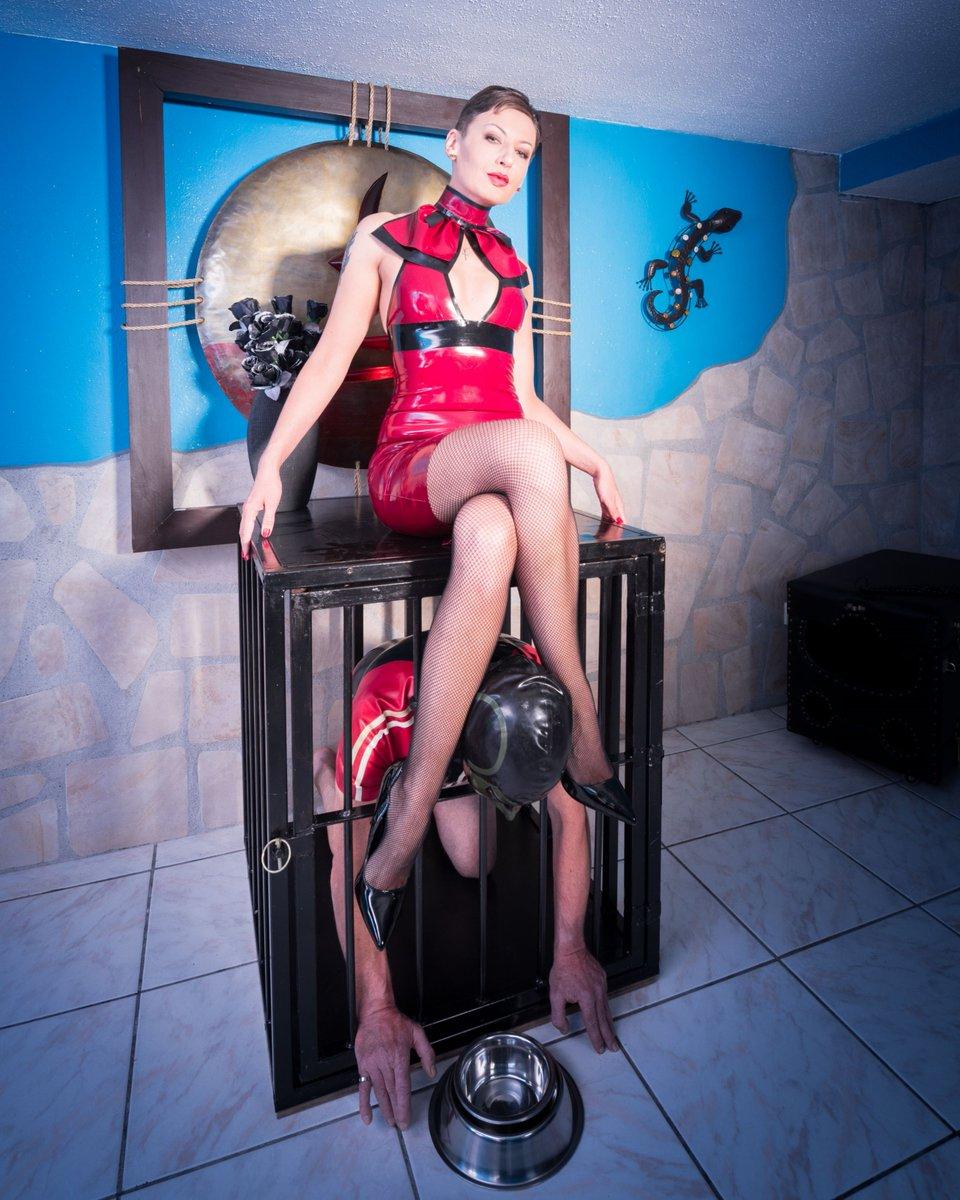 Mistress sara lips begins europe femdom tour