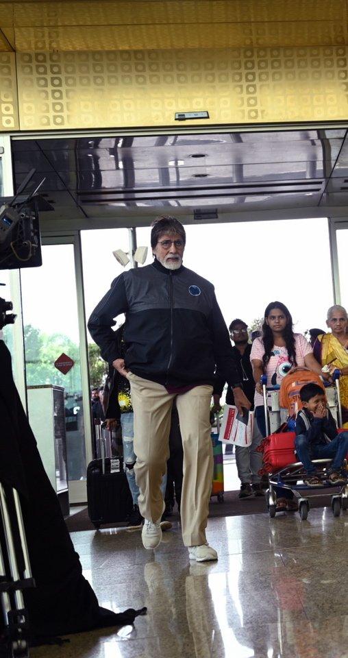 Amitabh Bachchan (@SrBachchan) | Twitter