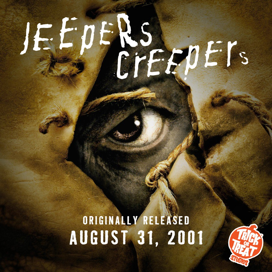 jeeperscreepers hashtag on Twitter