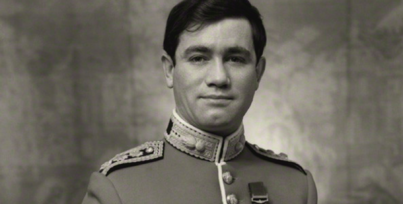 Remembering Captain Robert Nairac, G.C., Grenadier Guards, born 71 years ago today. Had he not been taken, he would be championing todays veterans with a passion.