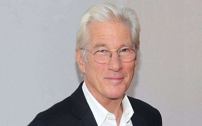 Happy 70th Birthday to actor, Richard Gere!