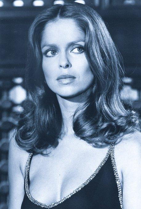 Happy Birthday to Barbara Bach, one of 007\s true rivals!