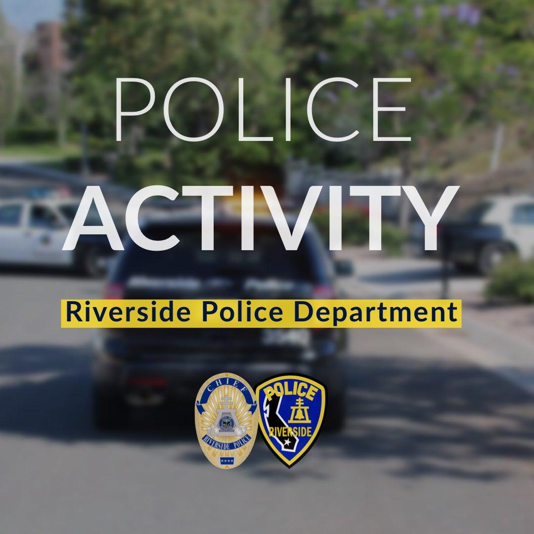 Riverside Police on Twitter: