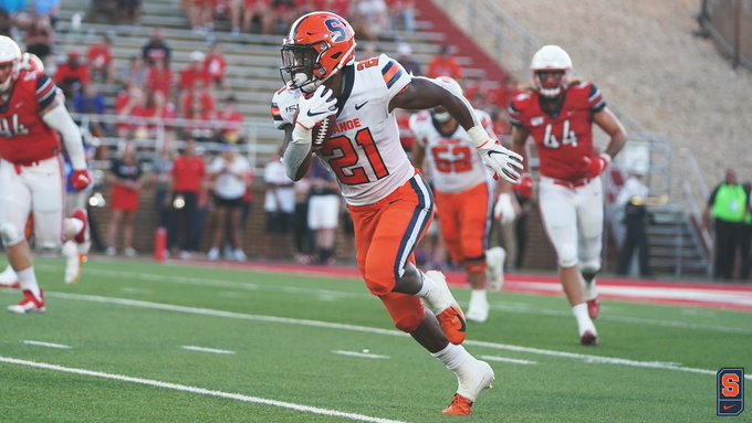 Syracuse opens season with 24-0 win over Liberty