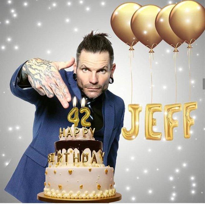 Happy birthday to jeff hardy!!!!!