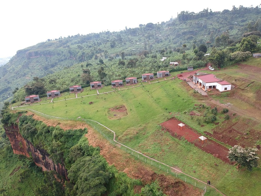Next time u head to Sipi Falls- try out this new Sipi Valley Resort.  Neatly perched on the cliff edge; great views of thundering falls. A few things to touch up here & there, as it is new. Warmest & Comfy beds!!  #ExperienceUganda #1000ReasonstoVisitUganda #BreathtakingUganda