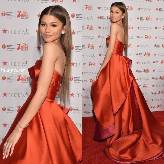 Happy birthday Some 10 red carpet/event looks that Zendaya has worn I