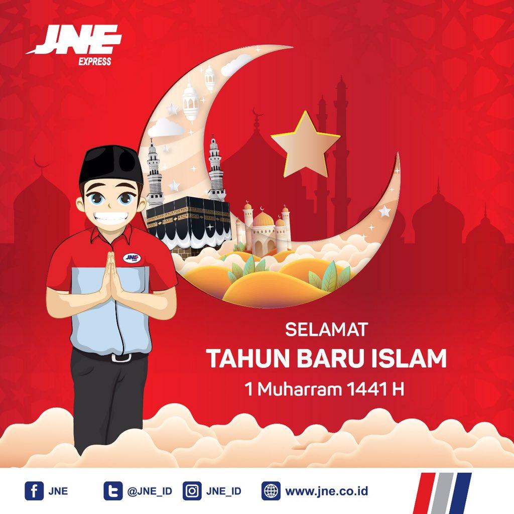 Gambar Poster Tahun Baru Islam 1441 H